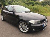 2008 BMW 1 SERIES 2.0 120D M SPORT 5d 175 BHP £5995.00