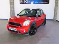 USED 2014 14 MINI COUNTRYMAN 2.0 COOPER SD 5dr