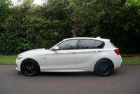 USED 2016 16 BMW 1 SERIES 2.0 118D M SPORT 5d AUTO 147 BHP