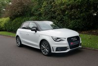 USED 2014 64 AUDI A1 1.4 SPORTBACK TFSI S LINE STYLE EDITION 5d AUTO 121 BHP