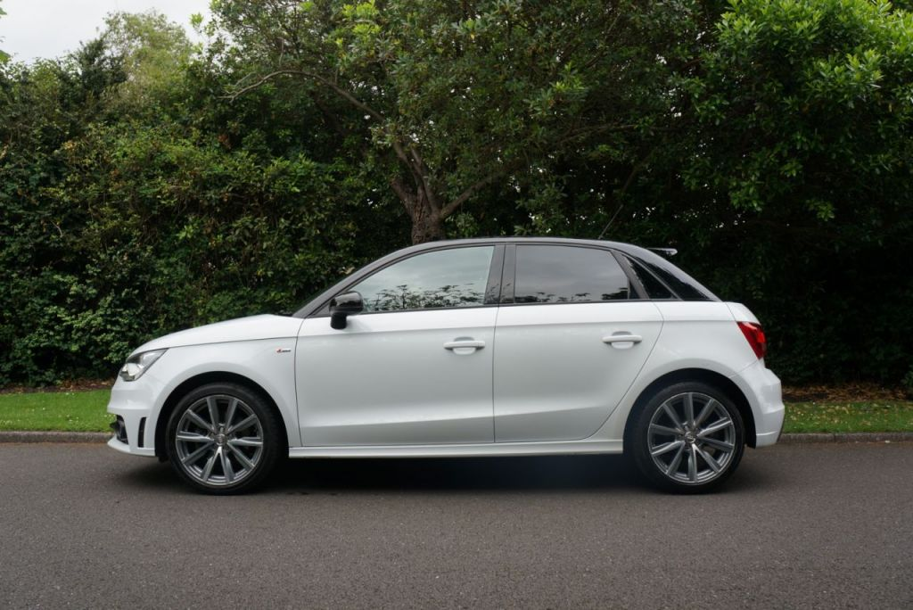 2014 Audi A1 Sportback Tfsi S Line Style Edition