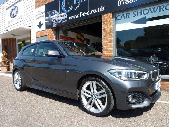 2016 16 BMW 1 SERIES 1.5 118I M SPORT 3d 134 BHP