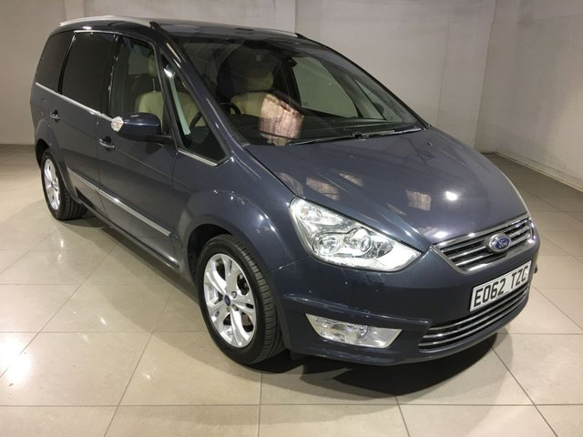 View our 2012 62 FORD GALAXY 2.0 TITANIUM X TDCI 5d 161 BHP
