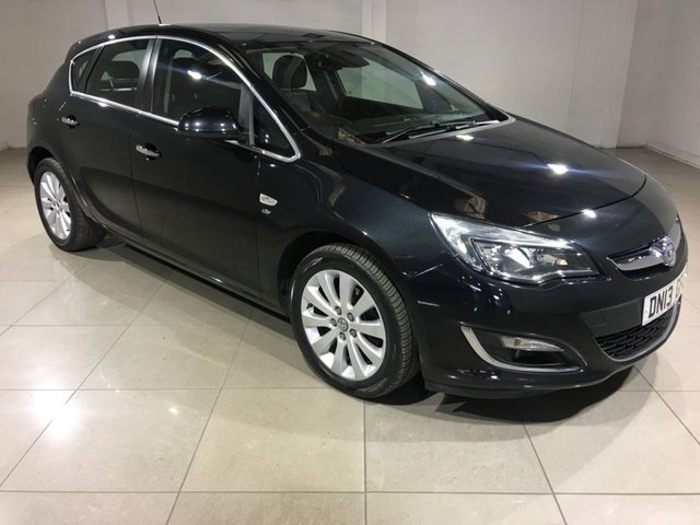 View our 2013 13 VAUXHALL ASTRA 2.0 ELITE CDTI 5d AUTO 163 BHP