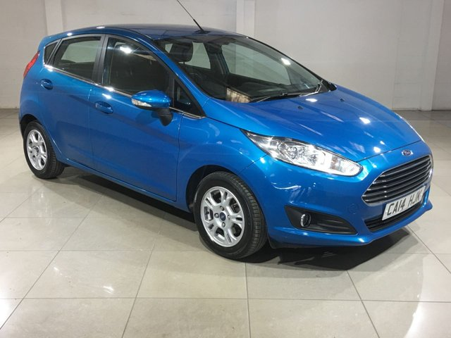 View our 2014 14 FORD FIESTA 1.6 ZETEC ECONETIC TDCI 5d 94 BHP