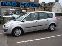 USED 2007 56 RENAULT SCENIC 1.6 PRIVILEGE VVT 5d 111 BHP 7 SEATER FAMILY MPV