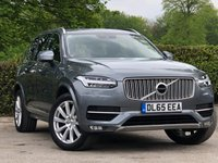 2015 VOLVO XC90 2.0 D5 INSCRIPTION AWD 5d AUTO 222 BHP WINTER PACK £31500.00
