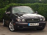2008 JAGUAR X-TYPE 2.2 SOVEREIGN 4d AUTO 145 BHP £7500.00