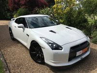 2009 NISSAN GT-R 3.8 BLACK EDITION 2d AUTO 479 BHP £SOLD