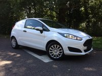 USED 2013 63 FORD FIESTA 1.5 BASE TDCI 3d 74 BHP *** NEW SHAPE ***  JUST ARRIVED, 1 OWNER, GREAT SMALL VAN IN EXCELLENT CONDITION,