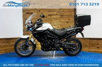 USED 2014 14 TRIUMPH TIGER TIGER 800 ABS - 1 Owner - Low miles