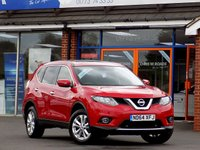 USED 2015 64 NISSAN X-TRAIL 1.6 DCi ACENTA 5dr 130 BHP 4WD & Pan Roof *ONLY 9.9% APR with FREE Servicing*