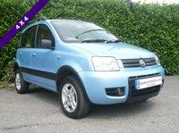 2006 FIAT PANDA 1.2 4X4 5d 59 BHP £2199.00