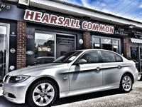 USED 2008 58 BMW 3 SERIES 2.0 318I EDITION ES 4d 141 BHP