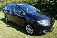 2010 SEAT ALHAMBRA 2.0 CR TDI ECOMOTIVE SE 5d 140 BHP,BIG SPEC,FULL SEAT SERVICE HISTORY £10490.00