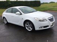 2012 VAUXHALL INSIGNIA 2.0 SRI CDTI 5d AUTO 157 BHP £5250.00