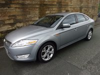 2010 FORD MONDEO 2.0 ECONETIC TDCI 5d 115 BHP £5500.00