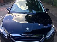 USED 2014 64 PEUGEOT 2008 1.2 ACTIVE 5d 82 BHP