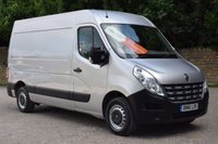 USED 2011 61 RENAULT MASTER 2.3 MM35 DCI S/R 1d 100 BHP