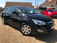 2010 VAUXHALL ASTRA 1.6 EXCLUSIV 5d 113 BHP £5495.00