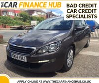 USED 2014 14 PEUGEOT 308 HDI ACTIVE