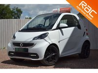 2014 SMART FORTWO 1.0 GRANDSTYLE EDITION 2d AUTO 84 BHP £5500.00