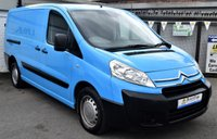 2011 CITROEN DISPATCH 2.0 LX 1200 L2H1 LWB HDI 120 1d 118 BHP £4950.00