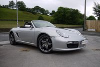 USED 2005 55 PORSCHE BOXSTER 2.7 24V 2d 240 BHP CARBON GREY ALLOYS - ONE FORMER