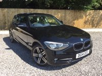USED 2014 14 BMW 1 SERIES 1.6 116I SPORT 3d 135 BHP