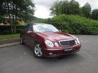 USED 2004 54 MERCEDES-BENZ E-CLASS 2.6 E240 AVANTGARDE 4d AUTO 177 BHP