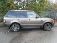 USED 2010 60 LAND ROVER RANGE ROVER VOGUE TDV8 A AUTOBIOGRAPHY 4.4 TDV8 AUTOMATIC