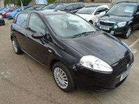 2010 FIAT GRANDE PUNTO 1.4 SOUND 5d 77 BHP £2750.00