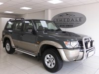 USED 2000 X NISSAN PATROL GR GR SE 2959cc Great 7 Seat 4x4! Comes With 12 Months MOT
