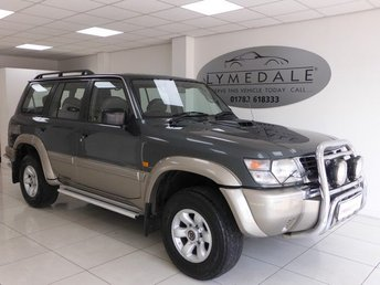 View our NISSAN PATROL GR