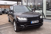 2014 LAND ROVER RANGE ROVER SPORT 3.0 SD V6 HSE Dynamic Station Wagon 4x4 5dr (start/stop) £45995.00