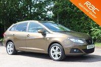2011 SEAT IBIZA 1.4 CHILL 5d 85 BHP £4495.00