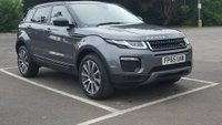 USED 2015 65 LAND ROVER RANGE ROVER EVOQUE 2.0 TD4 SE Tech 4x4 5dr VERY LOW MILES