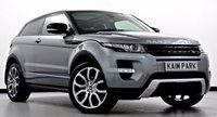 USED 2013 63 LAND ROVER RANGE ROVER EVOQUE 2.2 SD4 Dynamic Coupe 4x4 3dr Auto Pan Roof, Reverse Cam, Sat Nav
