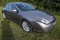 2009 RENAULT LAGUNA 2.0 GT DCI FAP 3d 180 BHP FULL LEATHER-REAR PARK-BLUETOOTH £4490.00