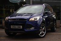2014 FORD KUGA 2.0 TITANIUM TDCI 2WD 5d 138 BHP £15495.00