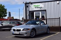 USED 2003 53 BMW Z4 2.4 Z4 ROADSTER 2d 190 BHP STUNNING+FSH+1 FORMER KEEPER
