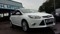 USED 2014 64 FORD FOCUS 1.0 ZETEC 5d 124 BHP Appearance Pack + £30 Tax