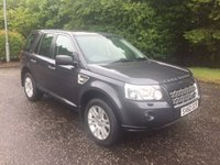 USED 2010 60 LAND ROVER FREELANDER 2.2 TD4 HSE 5d AUTO 159 BHP 6 MONTHS PARTS+ LABOUR WARRANTY+AA COVER