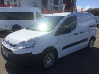 View our CITROEN BERLINGO