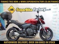 USED 2010 60 HONDA CB600F HORNET  GOOD & BAD CREDIT ACCEPTED, OVER 500+ BIKES