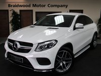 2016 MERCEDES-BENZ GLE-CLASS 3.0 GLE 350 D 4MATIC AMG LINE 4d AUTO 255 BHP £46950.00