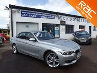 2012 BMW 3 SERIES 2.0 320D LUXURY 4d 184 BHP £11800.00