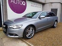 2014 AUDI A6 2.0 AVANT TDI SE 5d 175 BHP £13995.00