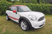 2013 MINI MINI PACEMAN 1.6 COOPER 3d 122 BHP,SAT NAV,HALF LEATHER,HEATED SEATS,FSH £9000.00