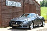 2014 MERCEDES-BENZ SLK 2.1 SLK250 CDI BLUEEFFICIENCY AMG SPORT 2d AUTO 204 BHP £SOLD